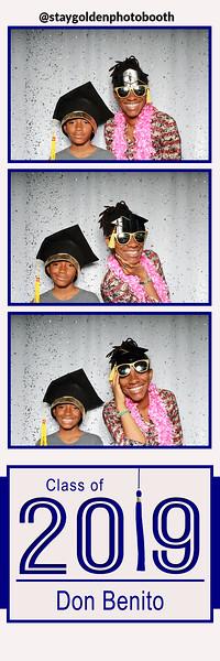 Don Benito's Graduation