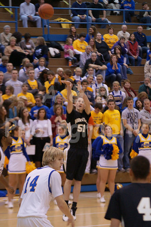 Boys Varsity Basketball 2010