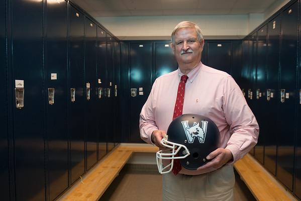 Football Coach Pete Kowalski