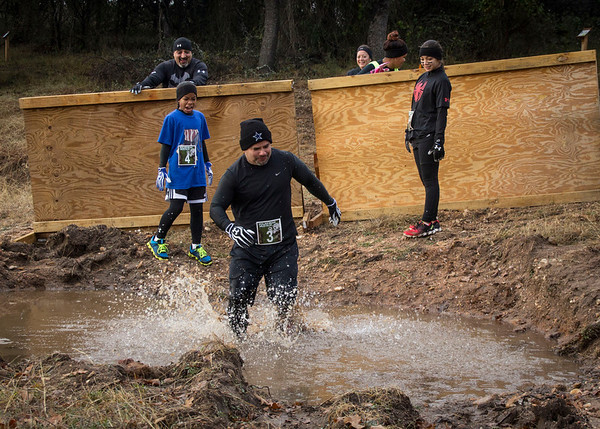 Polar Bear Mud Run 2013