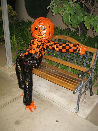 2009 - October (Halloween Dance)