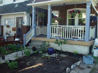 new front garden