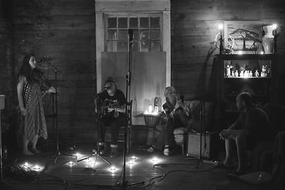 Cary Hudson w Katrina Miller live album recording 5.12.19 Hattiesburg, MS