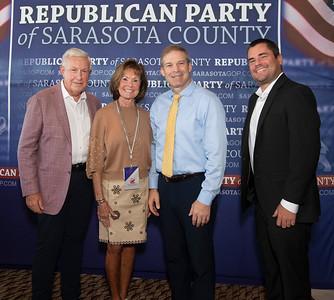 Republican Party of Sarasota County (RPOSC), Jim Jordan Luncheon