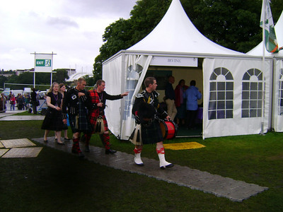 Clan Village and Highland Games