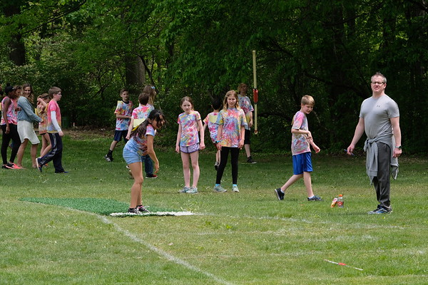 Colonial Hills Elementary Field Day 2017