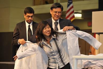 2010 Pharmacy White Coat Ceremony