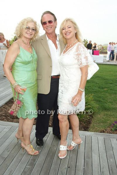 Goldine Eisenn, Dr. Harvey Manes, Janna von Sprung photo by Rob Rich © 2008 516-676-3939 robwayne1@aol.com