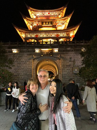 Our Vacation in China with Candy