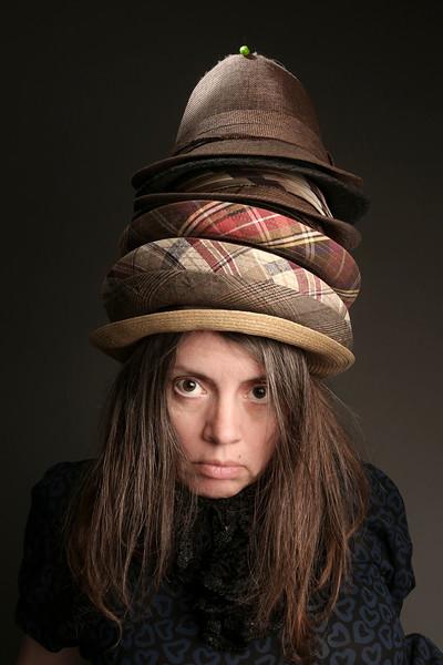 Many Hats. Not a Princess.