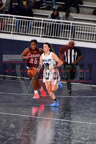 Caravel (DE) Girls Varsity Basketball 12-13-19 | She Got Game