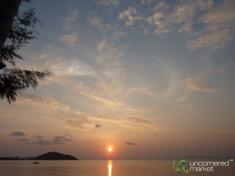 Colorful End to a Day - Koh Samui, Thailand