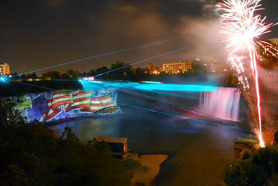 20100703_High Falls Laser Show_2370a