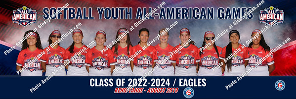 Softball Youth All-American - Summer 2019