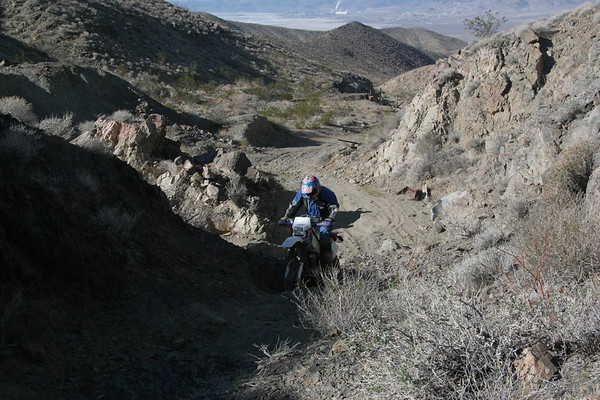 Death Valley 350 with Maps