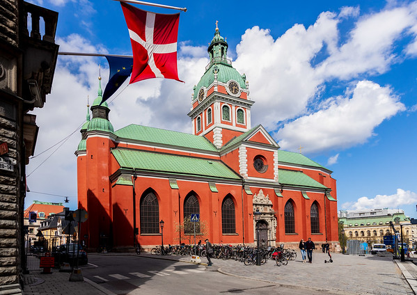 Sweden (Stockholm)