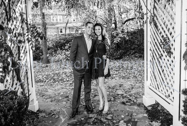 David and Jenna Nov 2013