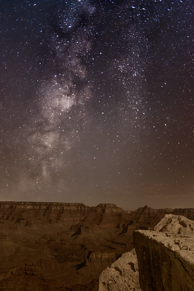 Grand Canyon Milkyway