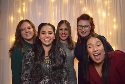Kaiser Permanente Internal Medicine Holiday Party 2019