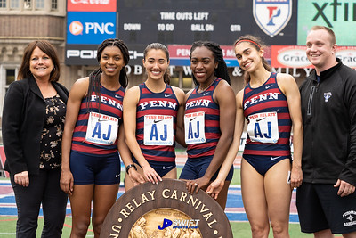 The Penn Relays (Day 1)