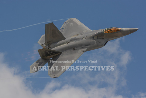 F 22 Raptor Domonstration