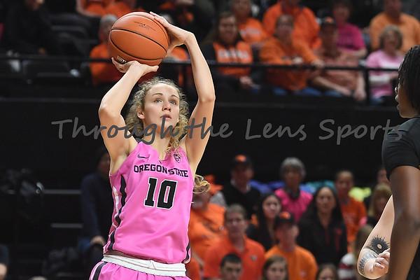 Arizona State vs. Oregon State women's Basketball