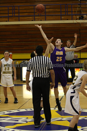 NR Girls Basketball vs Avon 12/10