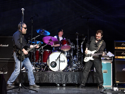BLUE OYSTER CULT CONCERT PHOTOS ROCK LEGENDS CRUISE 2