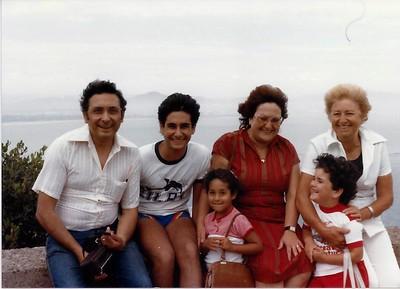1984 June Timna & David