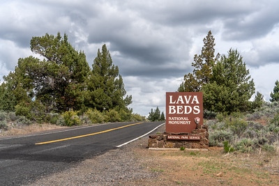 Lava Beds National Monument 2019