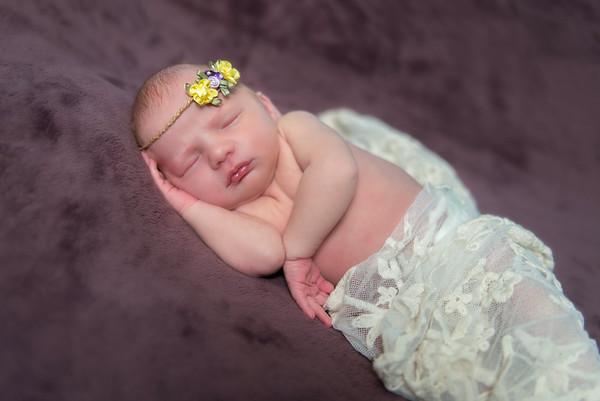 Baby Leena!