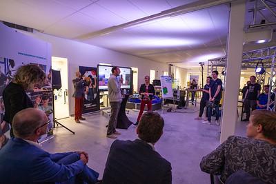 Knooppunt Techniek - Opening Technova College