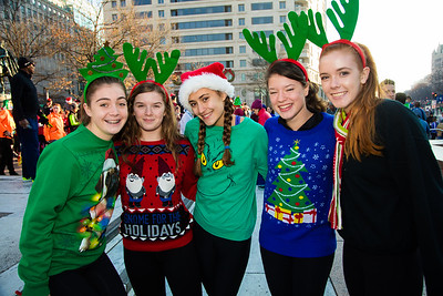 Jingle All the Way 5K (2015)