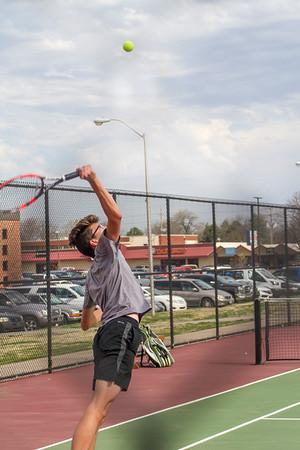 Salina Tennis 4-30-18