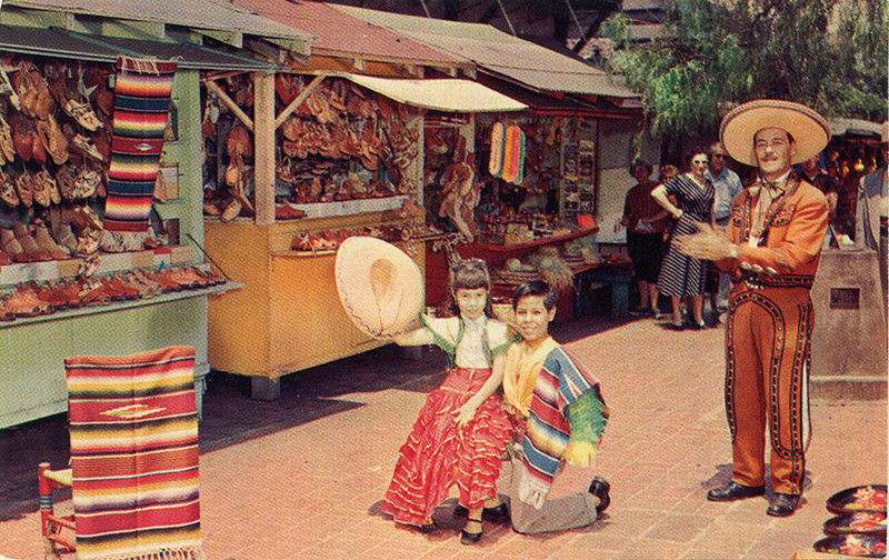 Olvera Street Children