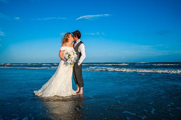 Hope & Seth's Wedding Day