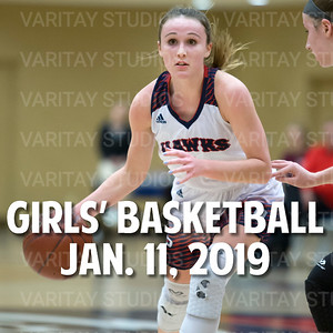 Prairie Girls Basketball Jan. 11, 2019