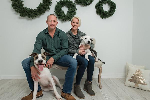 Tammy Moses Family Christmas Studio