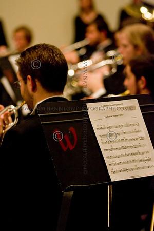 WSC Orchestra,Choir,Band 12/10/09