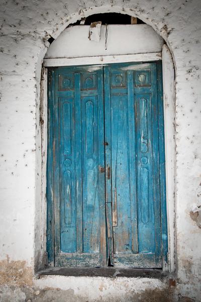 Colour - door detail, Xalteva Park