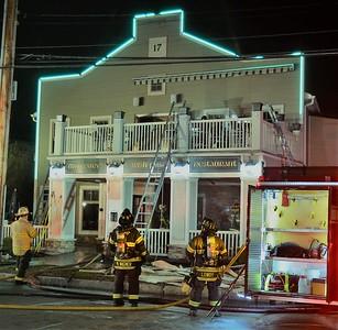 Commercial Building Fire -Lift Bridge Lane Fairport , NY  12/6/20