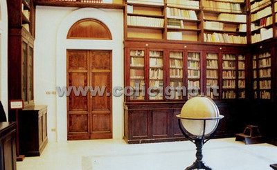 ROME - BIBLIOTEQUES & LIBRARIES
