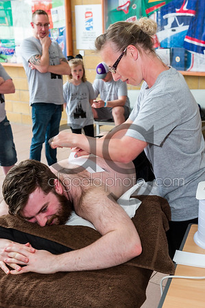 Waxing, presentations and celebrations