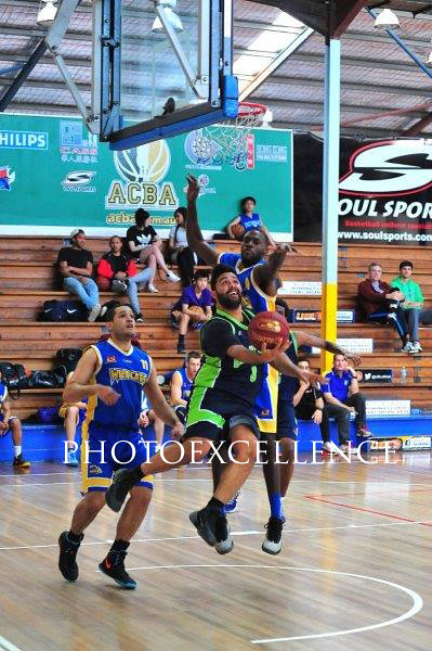 Glebe Magic vs Parramatta Wildcats 5-9-15