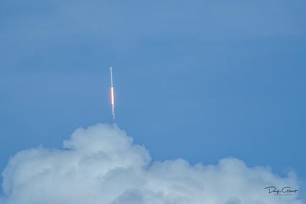 BulgariaSat 1 on a Falcon 9 Booster