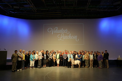 WJCT Volunteer Luncheon 2018