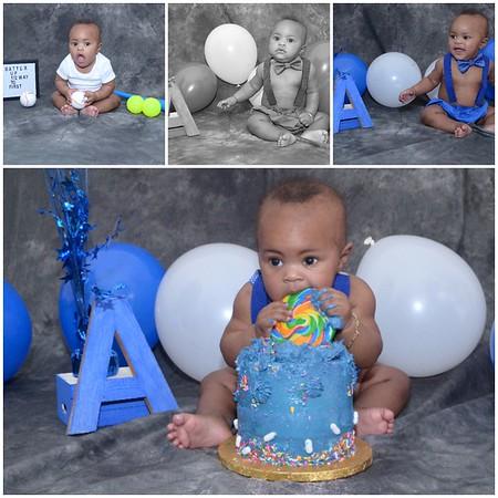 Asahd 6Th months photo shoot