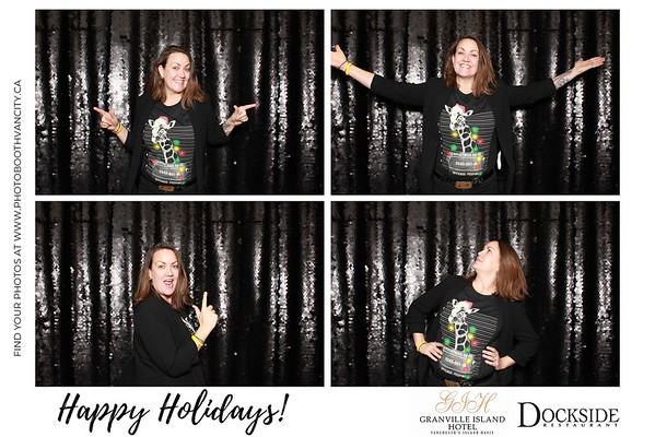 Dockside Restaurant - Holiday Party 2018