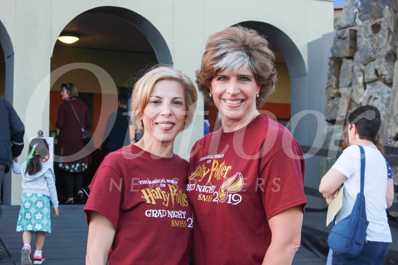 Co-chairs Donna Balbin and Jennifer Giles