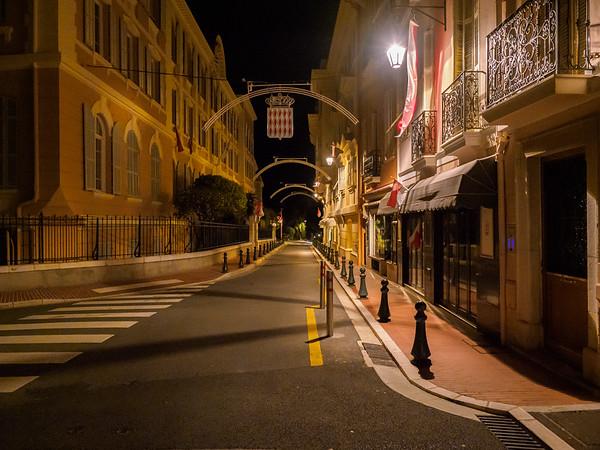 Monaco November 2018